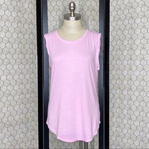 Under Armour Loose Fit Heatgear Muscle Tee